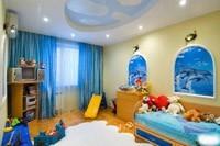 Отделка детской комнаты в Калуге
